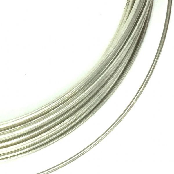 10 loops steel memory wire 170mm x 0.6mm